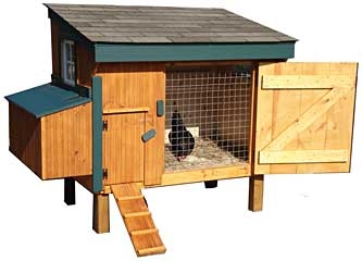 Green Acres Agway Lancaster Chicken Coop 3 X 5ft Small