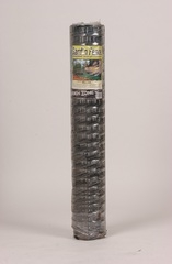 Lawn Fence Green 3in X 2in 48in X 50ft