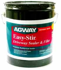 Agway® Easy-Stir® Driveway Sealer & Filler (4.75 Gallon)