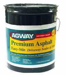 Agway® Premium Asphalt® Driveway Sealer (4.75 Gallon)