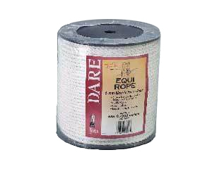 Poly Equi-rope White 6 Mm X 660 Ft