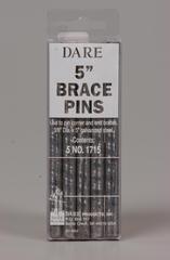 Brace Pins 5in