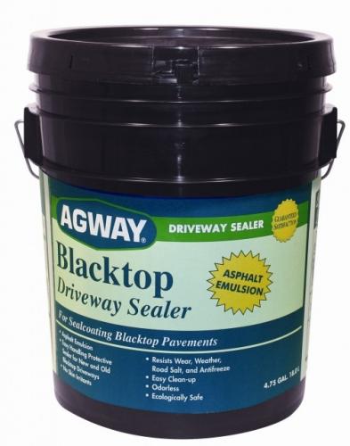 Agway® Blacktop Emulsion Driveway Sealer (4.75 Gallon)
