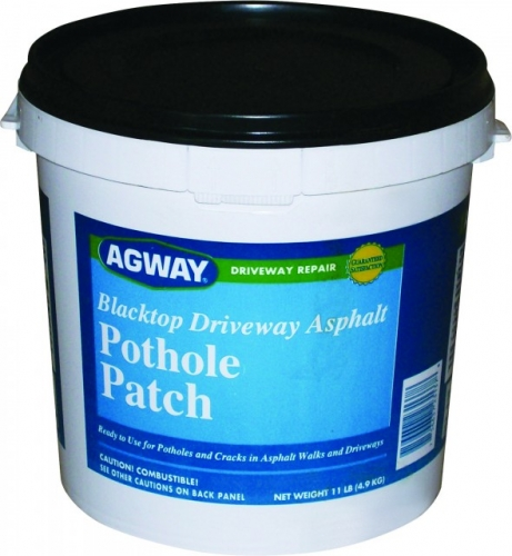 Agway Blacktop Pothole Patch 11lb