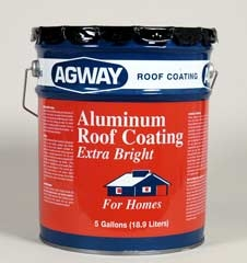 Agway Xbright Roof Coating 5gal
