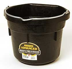 Rubber Bucket 12 Qt