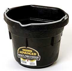 Rubber Bucket  8 Qt
