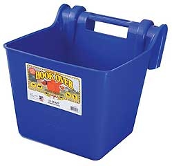 Hook Over Feeder Blue 15qt