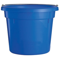 Little Giant Utility Bucket 10qt Blue