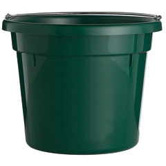 Little Giant Utility Bucket 10qt Green