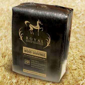 Royal Wood Shavings 3.0 Cf