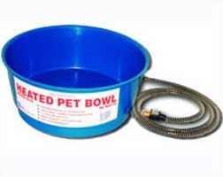 Heated Pet Bowl
