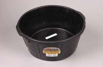 Duraflex Rubber Tub 6.5 Gal