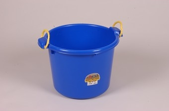 Duraflex Bushel Muck Tub Blue 70 Qt