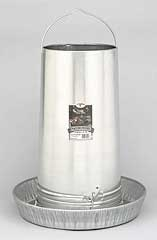 Galvanized Hanging Feeder 40lb