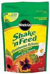 Miracle-gro Shake N Feed Plant Food 8lb