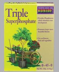 Triple Superphosphate 4 Lb