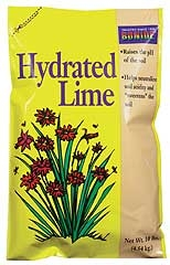 Bonide Hydrated Lime 10lb