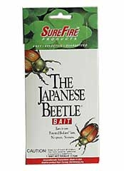 Surefire Japanese Beetle Trap Replacement Bait