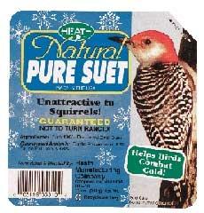 Heath Natural Pure Suet Cake