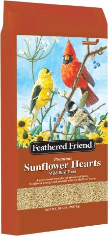 Feathered Friend Sunflower Heart 20lb