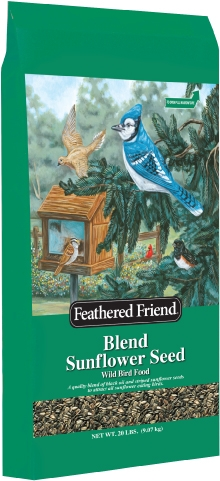 Feathered Friend Blend Sunflower 20lb