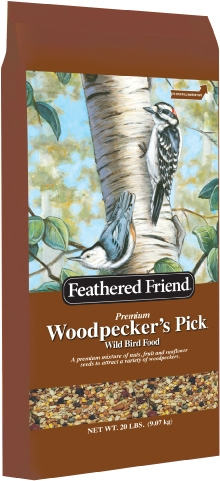 Feathered Friend Woodpecker's Pick 20lb