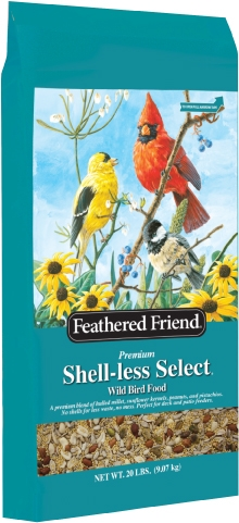 Feathered Friend Shell-less Selct 20lb
