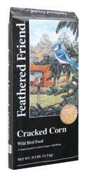 Feathered Friend Cracked Corn 25lb