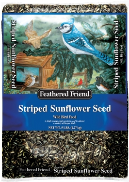 Feathered Friend Grey Sunflower 5lb