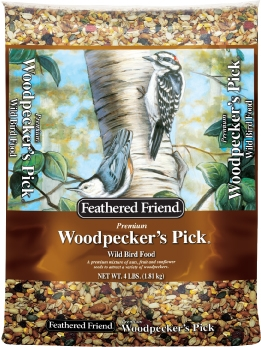 Feathered Friend Woodpecker's Pick 4lb