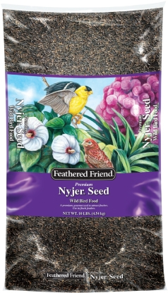 Feathered Friend Nyjer Thistle Seed 10lb