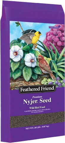 Feathered Friend Nyjer Thistle Seed 20lb