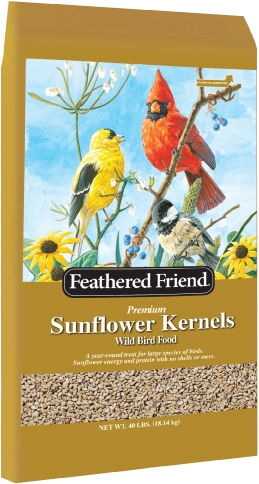 Feathered Friend Sunflower Kernel 40lb