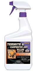 Bonide Termite & Carpenter Ant Killer Rtu Qt
