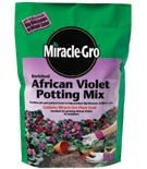 Miracle Gro African Violet Potting Mix