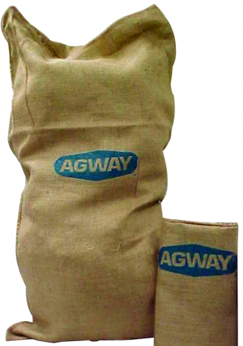 Agway Burlap Bag 24in X 40in