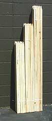 Hardwood Stake 7ft