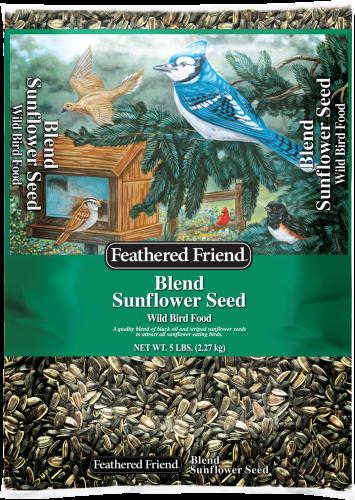 Feathered Friend Sunflower Blend 5lb