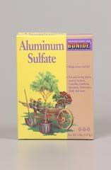Bonide Aluminum Sulfate 4lb