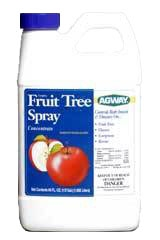 Agway Fruit Tree Spray 1/2 Gal
