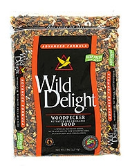 Wild Delight Woodpecker Nuthatch & Chickadee Food 5lb