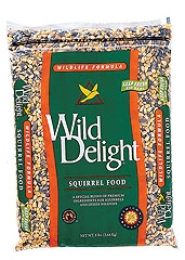 Wild Delight Squirrel Food 20lb