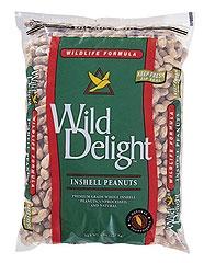 Wild Delight Inshell Peanuts 5lb