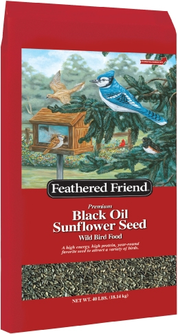 Feathered Friend Black Oil Sunflower Now:$17.99