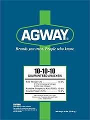 Agway 10-10-10 Fertilizer 50lb