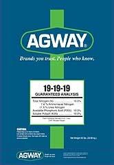 Agway 19-19-19 Fertilizer 50lb