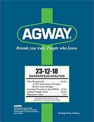 Agway 23-12-18 Fertilizer 50lb