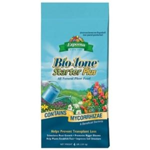 Espoma Bio-tone Starter Plus Natural Plant Food 4lb