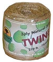 Jute Twine Natural 219ft